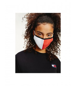 MASCARILLA TOMMY AW100510GY FACE COVER