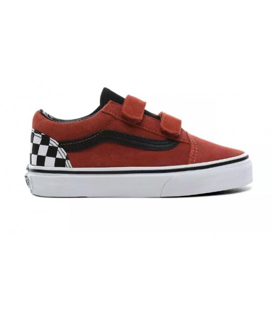 ZAPATILLAS VANS UY OLD SKOOL V SUEDE A4BUVT301